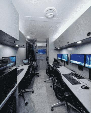 laboratoire mobile d'investigation numérique